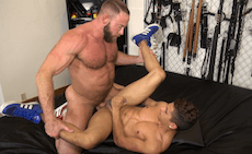 Daddy's Boy Gets Fucked Raw
