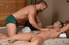 Son Swap – Part 2 – Luke Adams & Dirk Caber