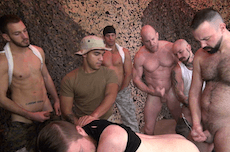 Piss & Fist Gangbang Party