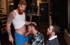 Pretty Boy – Part 2 – Bennett Anthony, Brandon Moore & Colt Piers