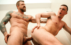 Eat, Prey, Fuck – Part 3 – JP Dubois & Rocco Steele