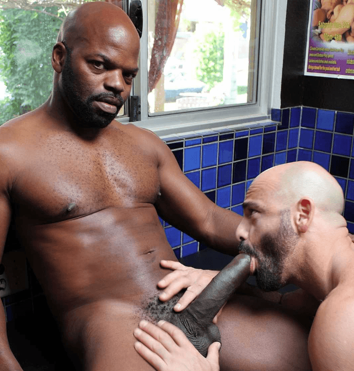 gay black dominant