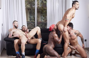Private Sex Party