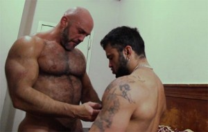 Muscle Motel – Rogan Richards & Jesse Jackman