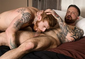 Inked Breeding – Bennett Anthony & Jordan Levine