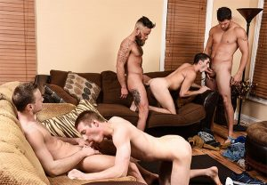 My Cousin Ashton – Part 3 – Brandon Evans, Ashton McKay, Damien Kyle, Hoytt Walker, Kyle