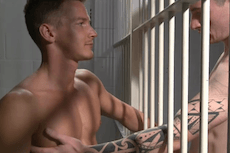 Banged up in prison – Darius Ferdynand & Daniel James