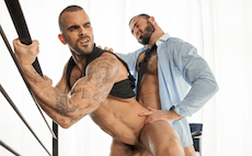 Executive Brothel – Part 1 – Jessy Ares & Damien Crosse