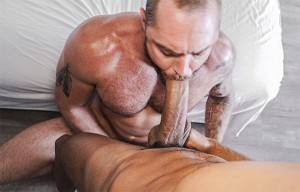 Caio Veyron Fucks A Muscle Bear