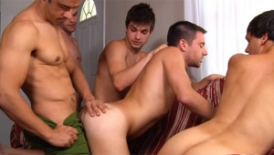 My Neighbour's Son – Part 4 – Rafael Alencar Dylan Knight, Jack Radley, Zac Stevens, and Johnny Rapid