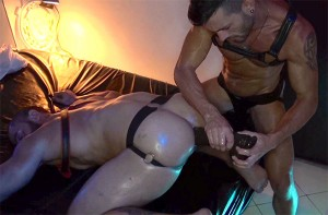 Fists, Toys And Raw Cocks Inside His Ass
