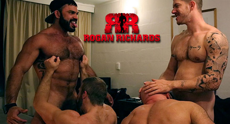 New Partner – Rogan Richards Studio