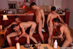 Partyboi Gangbang: Breeding Timmy Treasure