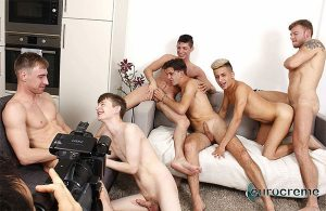 Daddy's Orgy – Behind The Scenes