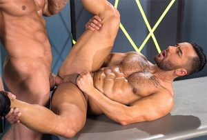 Bruno Bernal & Myles Landon