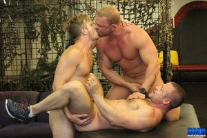Daxton Ryker, Brian Bonds and Russ Magnus