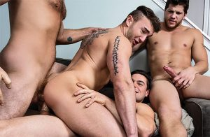 Dad Group – Part 3 – Connor Maguire, Aspen, Ashton McKay & Jake Ashford