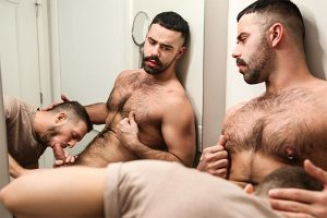 The Dinner Party – Part 2 – Teddy Torres & Matthew Parker